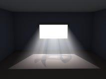 Luz a través de la ventana
