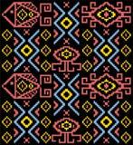 Luz tribal étnica del modelo Fotografía de archivo libre de regalías
