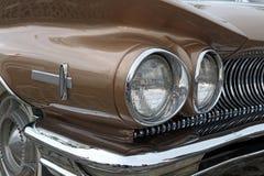Luz velha do carro Imagem de Stock Royalty Free