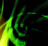 Luz verde Foto de archivo libre de regalías