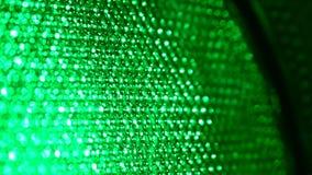Luz verde que se gira metrajes