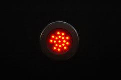 Luz vermelha Foto de Stock