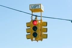 Luz vermelha Imagem de Stock