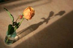 Luz y sombra fotografía de archivo