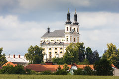 Luze, República Checa Fotografía de archivo