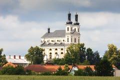 Luze, Tsjechische Republiek Stock Fotografie