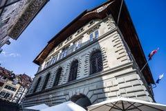 Luzern η αλέα Στοκ Φωτογραφίες
