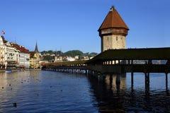 luzern Швейцария Стоковая Фотография RF