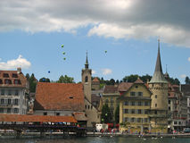 Luzern   Royalty Free Stock Photo