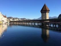 Luzern Lizenzfreies Stockbild