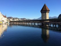 Luzern Στοκ εικόνα με δικαίωμα ελεύθερης χρήσης