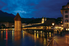 Luzern Royalty Free Stock Photos