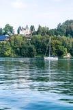Luzern lake Royalty Free Stock Photo
