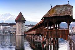 Luzern, Switzerland Stock Photography