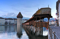 Luzern, Switzerland Royalty Free Stock Images