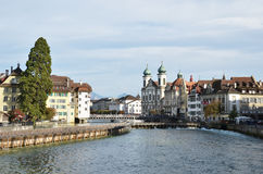 Luzern, Switzerland Royalty Free Stock Image