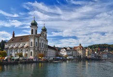 Luzern, Switzerland Stock Photography