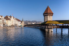 Luzern Switzerland Royalty Free Stock Photography
