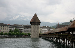 Luzern, Switzerland Royalty Free Stock Photography