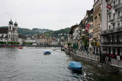 LUZERN, SWITZERLAND Royalty Free Stock Images