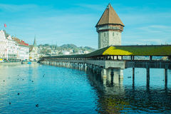 Luzern Royalty Free Stock Image