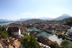 Luzerne Image stock