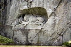 Luzerne Royalty-vrije Stock Fotografie