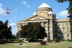 Luzerne County Courthouse Stock Image
