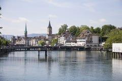 Luzerne, die Schweiz Lizenzfreie Stockfotos