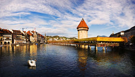 Luzerne, Suisse Image stock