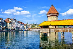 Luzerne, Suisse Photographie stock