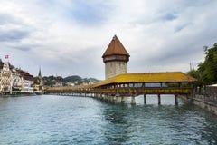 Luzerne, Zwitserland Royalty-vrije Stock Foto's