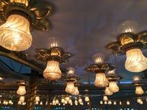 luzes Imagem de Stock