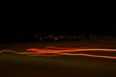 Luzes abstratas Imagens de Stock Royalty Free
