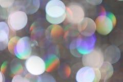 Luzes abstratas Foto de Stock Royalty Free