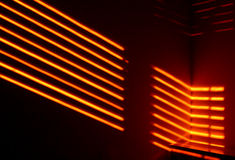 Luzes abstratas Fotos de Stock Royalty Free