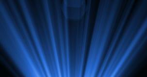 Luzes abstratas da reflexão video estoque