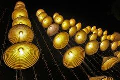Luzes bonitas Foto de Stock