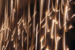 Luzes brancas abstratas imagens de stock royalty free