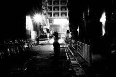 Luzes brilhantes Fotografia de Stock