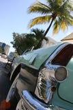 Luzes clássicas da cauda do carro Fotografia de Stock Royalty Free