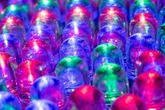 Luzes conduzidas Foto de Stock Royalty Free
