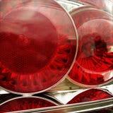 Luzes da cauda Fotos de Stock