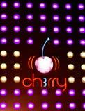 Luzes da cereja Fotos de Stock