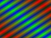 Luzes da cor Imagem de Stock