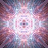 Luzes da energia ilustração do vetor