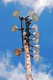 Luzes da estimativa Foto de Stock