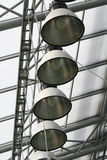 Luzes da estufa Imagens de Stock Royalty Free