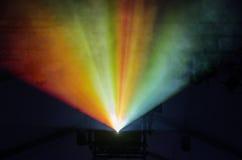 Luzes da fase Fotos de Stock