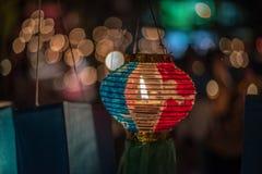 Luzes da vida Fotografia de Stock